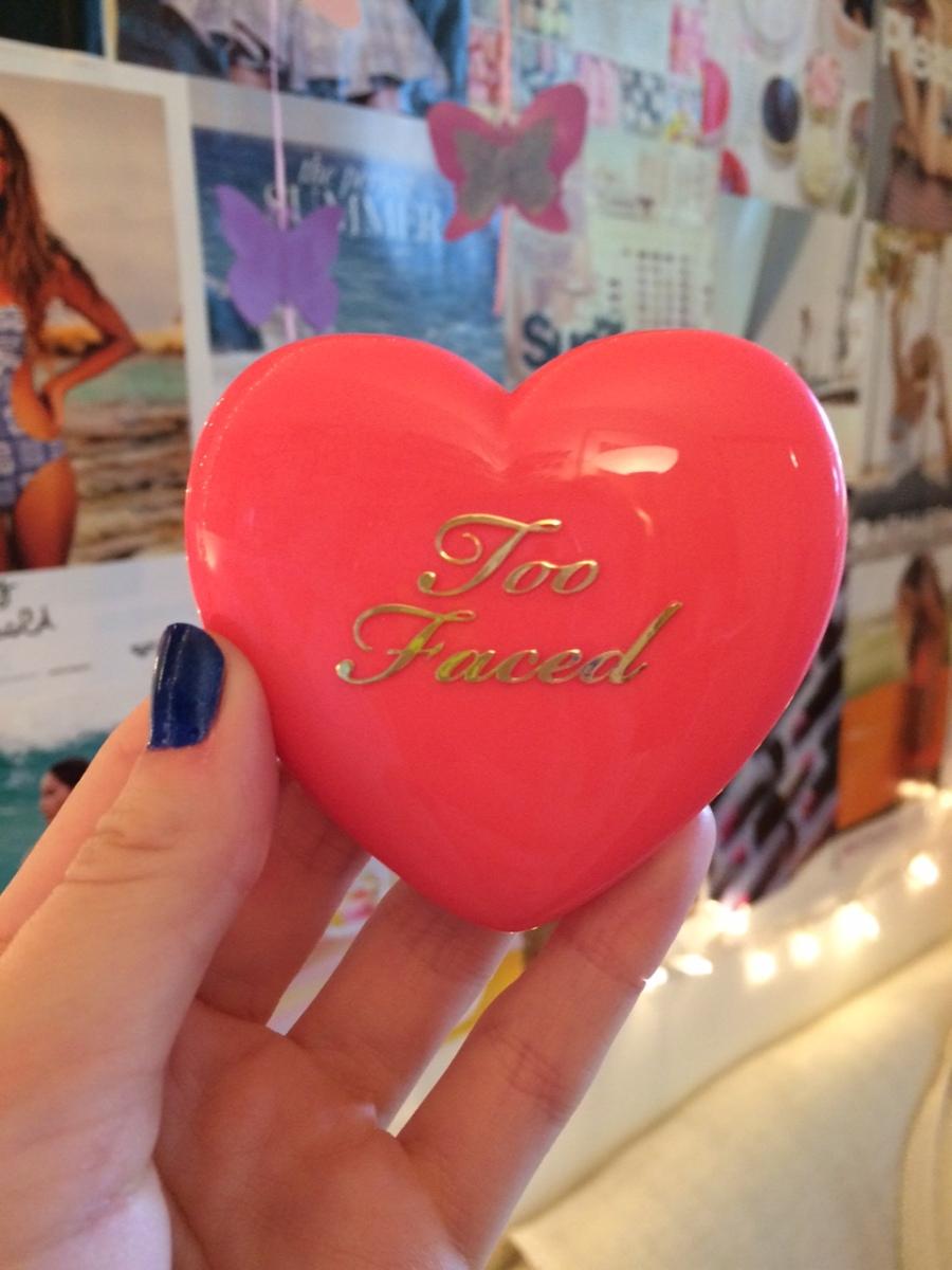 Too Faced Love Flush Blush