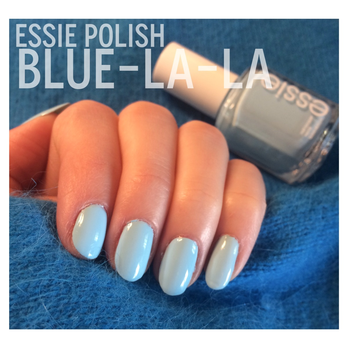 Essie Does Summer Blue Right