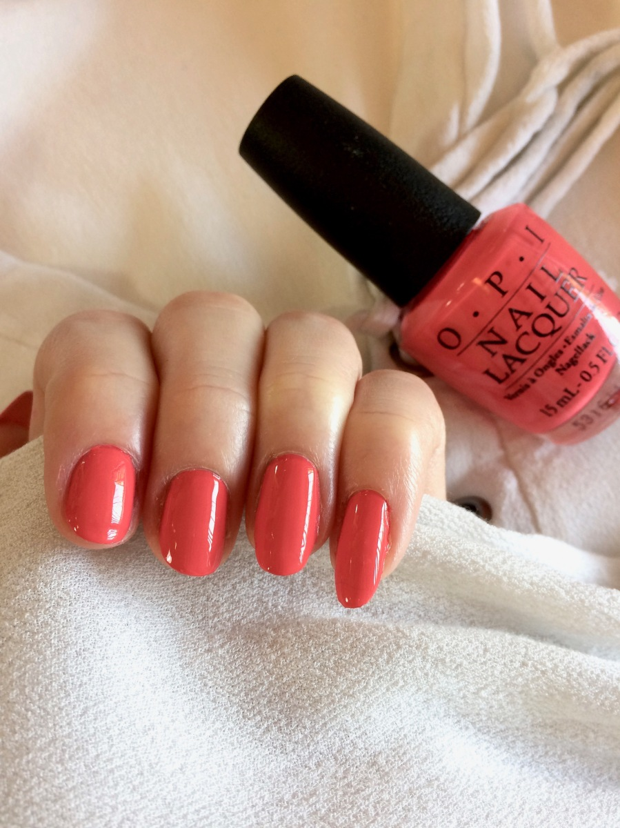 OPI: She's A Bad Muffuletta