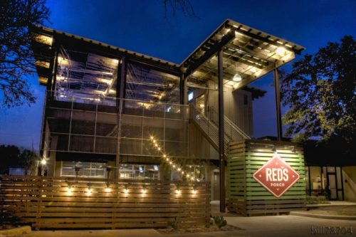 Red's Porch Quarry