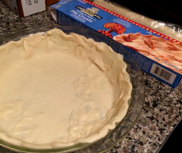 healthy pot pie recipe
