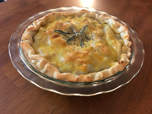 healthy pot pie recipe