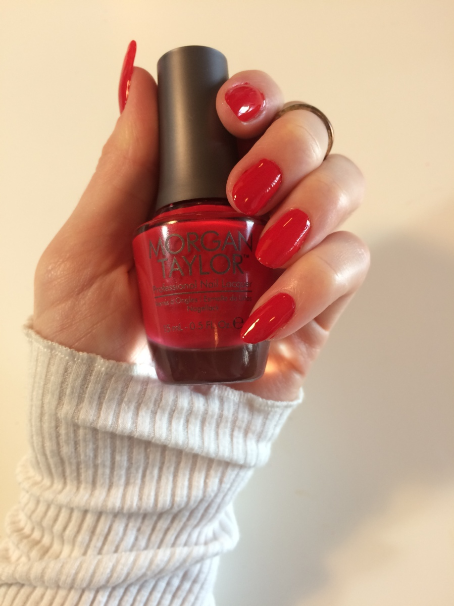This Red is Scandalous!