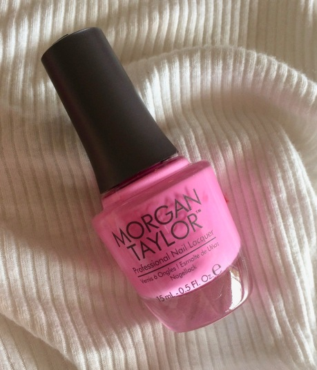 morgan taylor lip service nail polish review