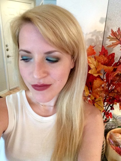 jaclyn hill look of the day beauty blogger