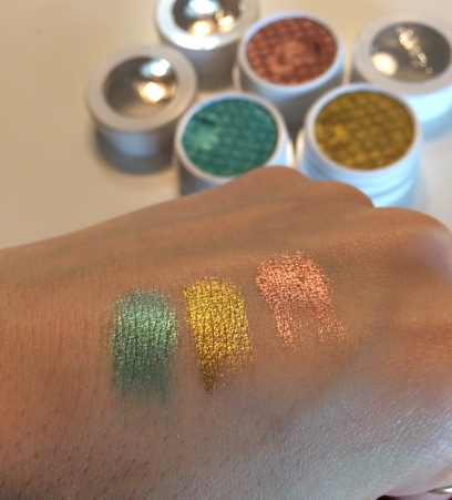 colourpop supershock eyeshadows weenie telepath banana daiquiri beauty blog