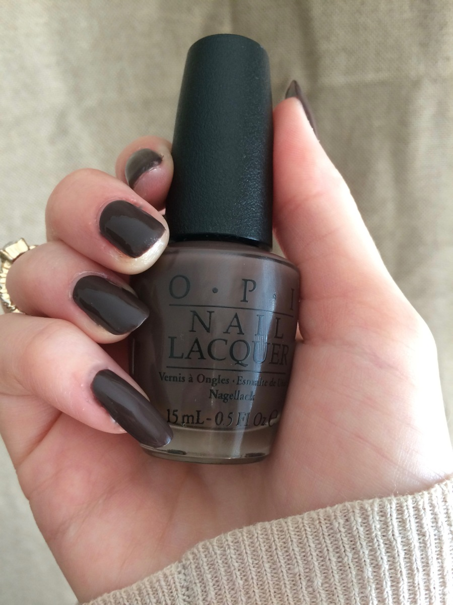 OPI Iceland: That's What Friends Are Thor!