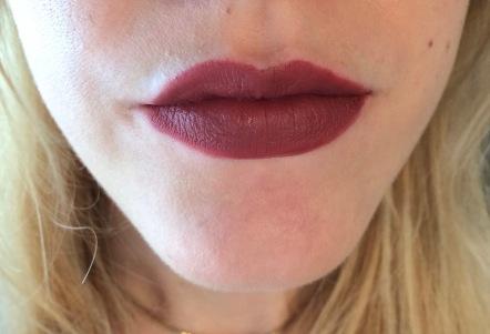 vintage rosewood cream lip stain liquid lipstick sephora swatch
