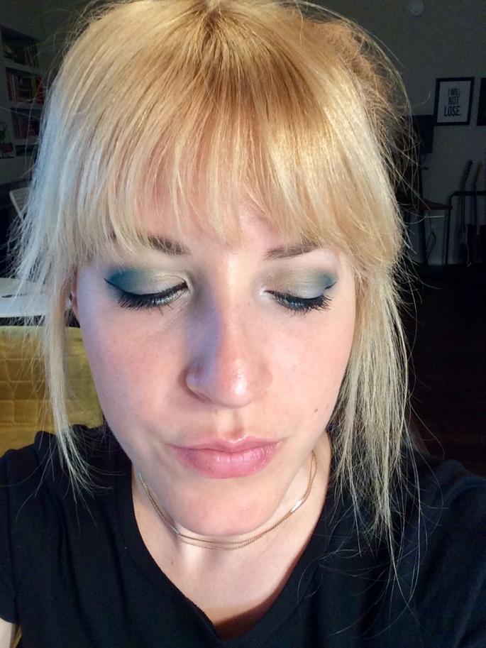 lorac mega pro 4 look makeup beauty blog