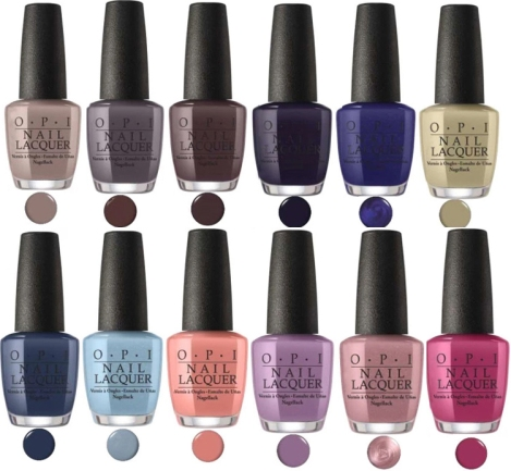 nail polish review beauty blog opi iceland