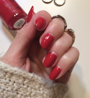 haute red orly